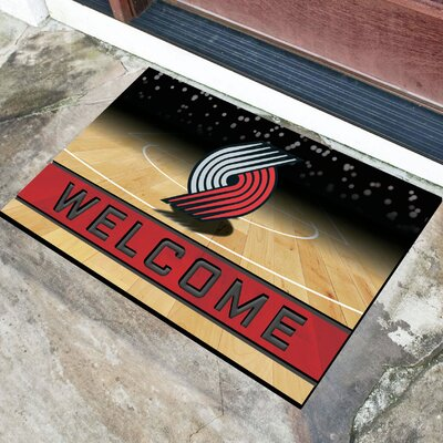 NBA Rubber Doormat NBA Team: Portland Trail Blazers