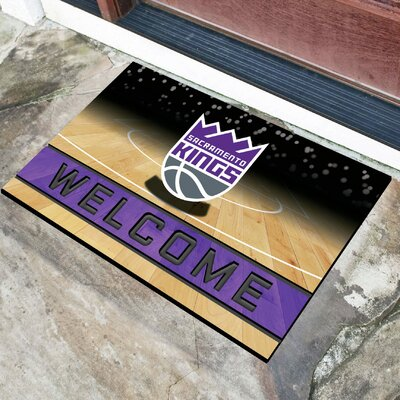 NBA Rubber Doormat NBA Team: Sacramento Kings