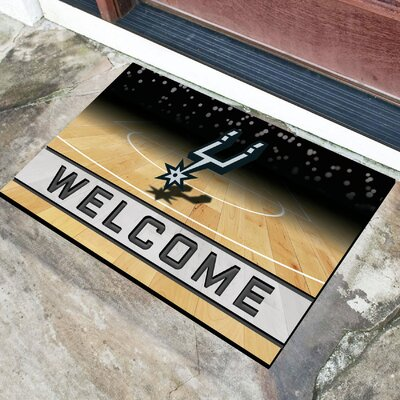 NBA Rubber Doormat NBA Team: San Antonio Spurs