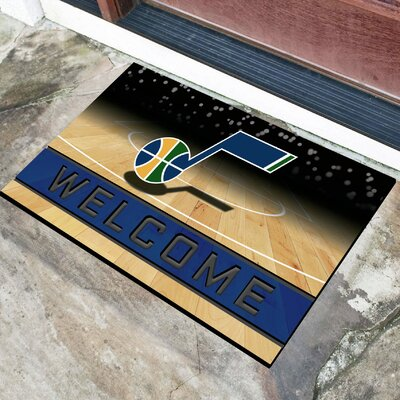 NBA Rubber Doormat NBA Team: Utah Jazz
