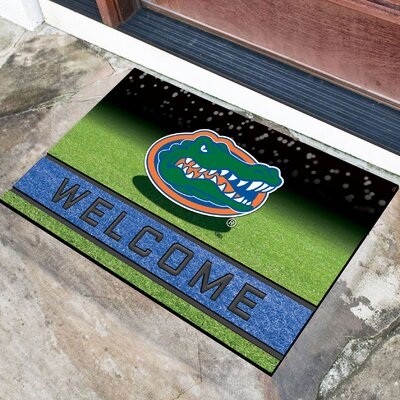 NCAA Rubber Doormat NCAA Team: University of Florida