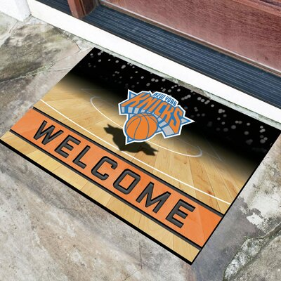 NBA Rubber Doormat NBA Team: New York Knicks