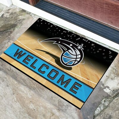 NBA Rubber Doormat NBA Team: Orlando Magic