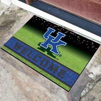 NCAA Rubber Doormat NCAA Team: University of Kentucky