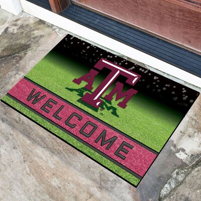 NCAA Rubber Doormat NCAA Team: Texas A&M University, College Station