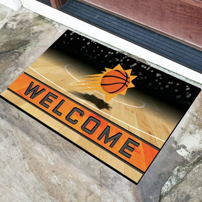 NBA Rubber Doormat NBA Team: Phoenix Suns
