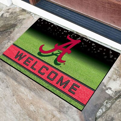 NCAA Rubber Doormat NCAA Team: University of Alabama