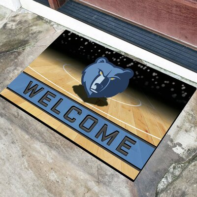 NBA Rubber Doormat NBA Team: Memphis Grizzlies