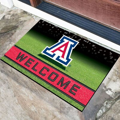 NCAA Rubber Doormat NCAA Team: University of Arizona