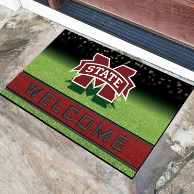NCAA Rubber Doormat NCAA Team: Mississippi State University
