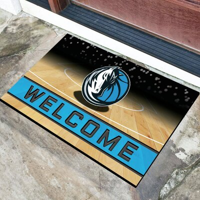 NBA Rubber Doormat NBA Team: Dallas Mavericks