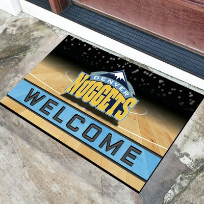 NBA Rubber Doormat NBA Team: Denver Nuggets