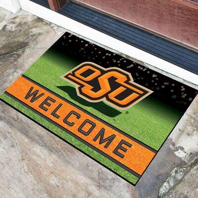 NCAA Rubber Doormat NCAA Team: Oklahoma State University