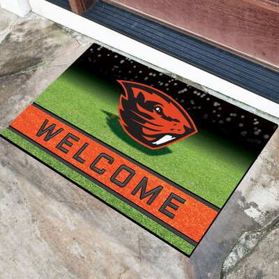 NCAA Rubber Doormat NCAA Team: Oregon State University