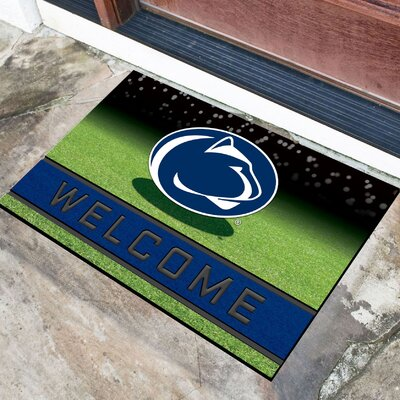 NCAA Rubber Doormat NCAA Team: Pennsylvania State University