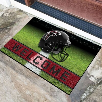 NFL Rubber Doormat NFL Team: Atlanta Falcons