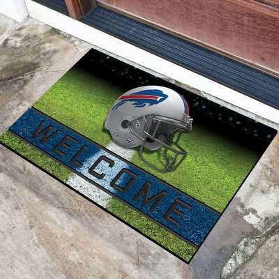 NFL Rubber Doormat NFL Team: Buffalo Bills