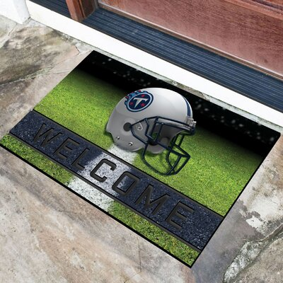 NFL Rubber Doormat NFL Team: Tennessee Titans