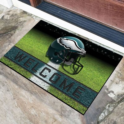 NFL Rubber Doormat NFL Team: Philadelphia Eagles