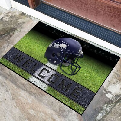 NFL Rubber Doormat NFL Team: Seattle Seahawks