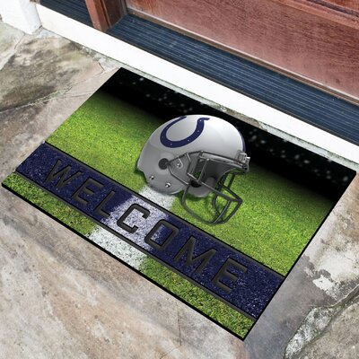 NFL Rubber Doormat NFL Team: Indianapolis Colts