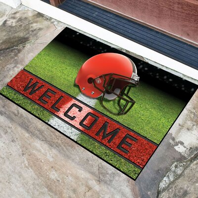NFL Rubber Doormat NFL Team: Cleveland Browns
