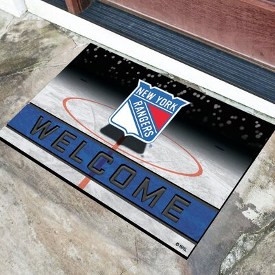 NHL Rubber Doormat NHL Team: Florida Panthers