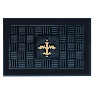 NFL - New Orleans Saints Medallion Doormat