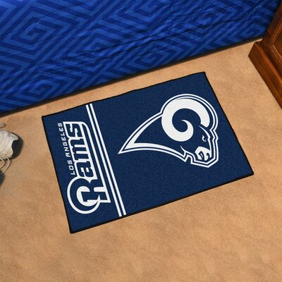 NFL - Los Angeles Rams Starter Doormat