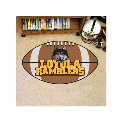 NCAA Area Rug NCAA Team: Loyola University Chicago
