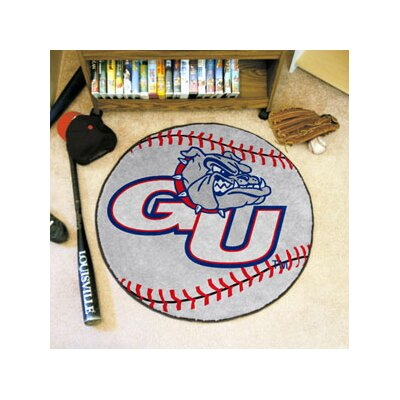 NCAA Gonzaga University Baseball Mat