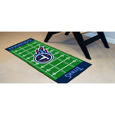 NFL - Tennessee Titans Football Field Runner