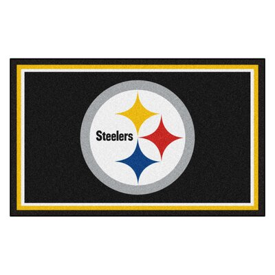 NFL - Pittsburgh Steelers Ulti-Mat Rug Size: 18 x 26