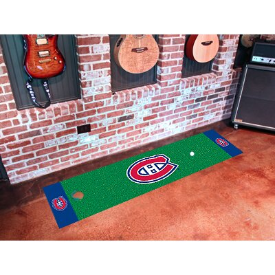 NHL - Montreal Canadiens Putting Green Doormat