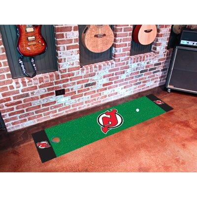 NHL - New Jersey Devils Putting Green Doormat