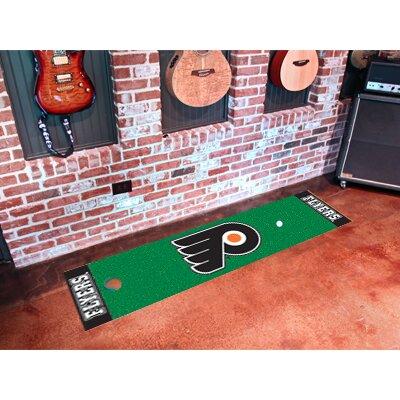 NHL - Philadelphia Flyers Putting Green Doormat