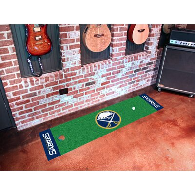 NHL - Buffalo Sabres Putting Green Doormat