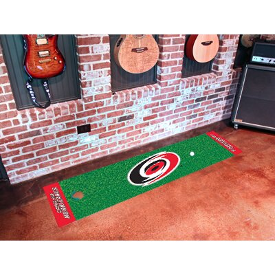 NHL - Carolina Hurricanes Putting Green Doormat