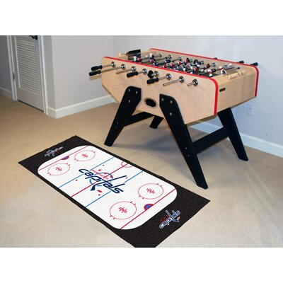 NHL - Washington Capitals Rink Runner Doormat