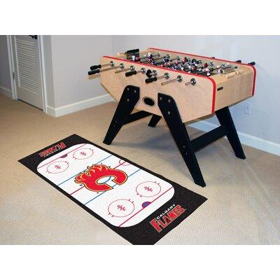 NHL - Calgary Flames Rink Runner Doormat