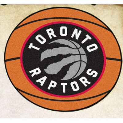 NBA Basketball Doormat NBA: Toronto Raptors