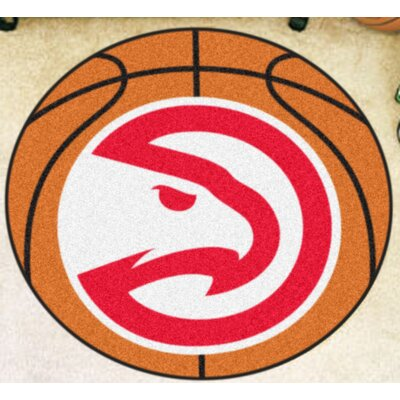 NBA Basketball Doormat NBA: Atlanta Hawks