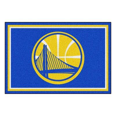 NBA - Golden State Warriors 5x8 Doormat