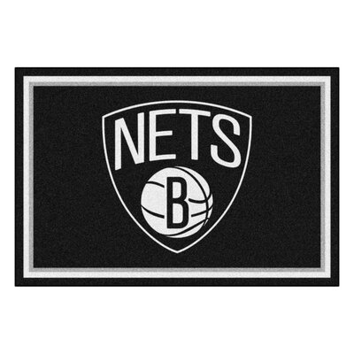 NBA - Brooklyn Nets 5x8 Doormat