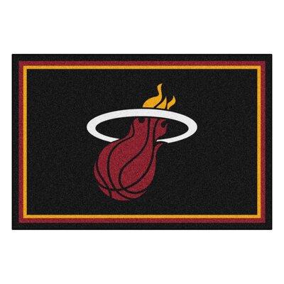 NBA - Miami Heat 5x8 Doormat