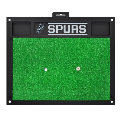 NBA Golf Hitting Doormat NBA Team: San Antonio Spurs