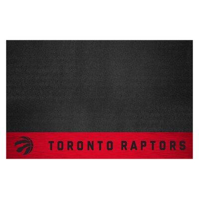 NBA Grill Utility Mat NBA Team: Toronto Raptors