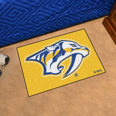 NHL - Nashville Predators Starter Doormat
