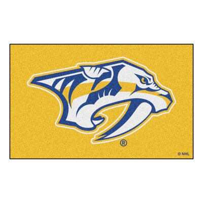 NHL - Nashville Predators Doormat