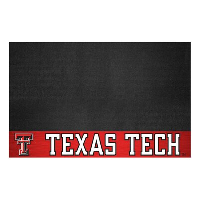 NCAA Grill Utility Mat NCAA Team: Texas Tech University